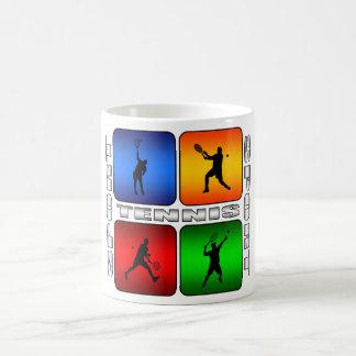 Tenis espectacular (varón) taza clásica