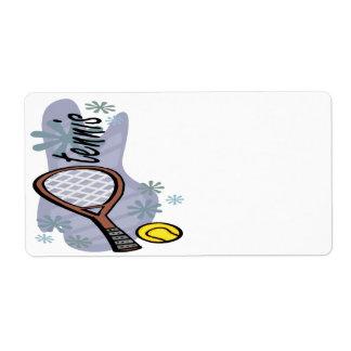 Tenis Etiquetas De Envío