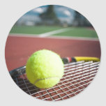 Tenis Etiquetas Redondas