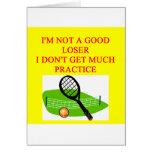 tenis felicitacion