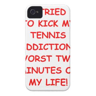 tenis iPhone 4 Case-Mate cárcasa