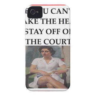 tenis iPhone 4 Case-Mate funda
