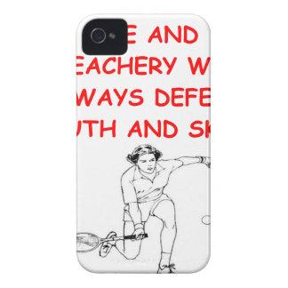 tenis Case-Mate iPhone 4 protectores