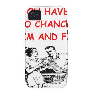 tenis iPhone 4 fundas