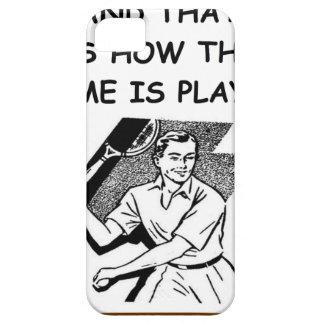 tenis iPhone 5 Case-Mate cárcasa