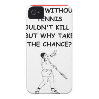 tenis iPhone 4 Case-Mate cobertura
