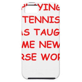 tenis iPhone 5 Case-Mate carcasa