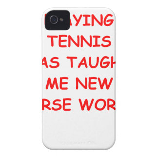 tenis Case-Mate iPhone 4 cárcasas