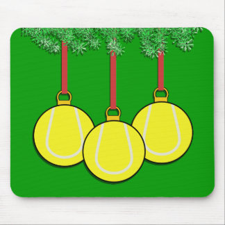 Tenis Mousepad del navidad Alfombrilla De Ratones
