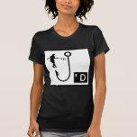 Tenis para mujer enganchado tee shirts