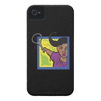 Tenis para mujer Case-Mate iPhone 4 coberturas