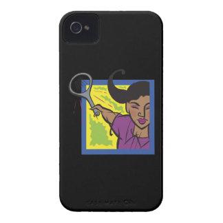 Tenis para mujer Case-Mate iPhone 4 protectores