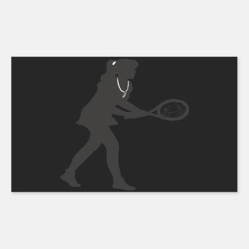 Tenis para mujer pegatinas