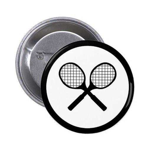 Tenis Pin Redondo De 2 Pulgadas