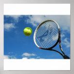 tenis poster