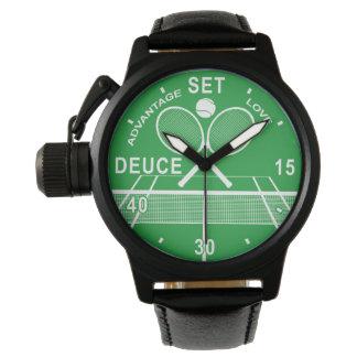 Tenis Reloj De Mano