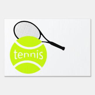 Tenis Señales