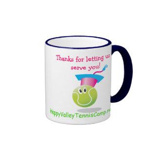 Tenis sonriente de Bouncee™ ball_student del juego Tazas De Café