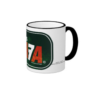Tenis Special Background Taza