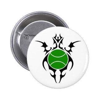 tenis. tribal pins