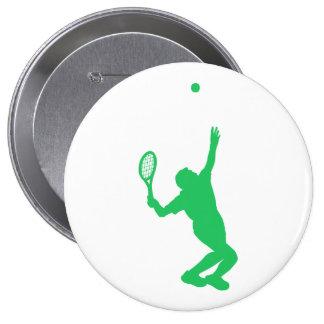 Tenis verde de Kelly Pin