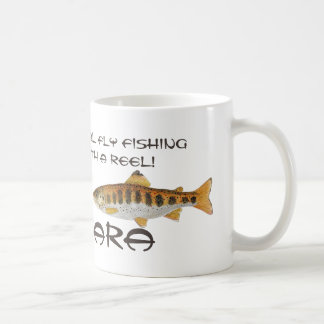 Tenkara Fly Fishing Mug