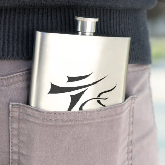 Tenkara on the Fly Hip Flask