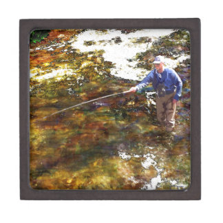 Tenkara Winter Jewelry Box