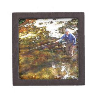 Tenkara Winter Keepsake Box
