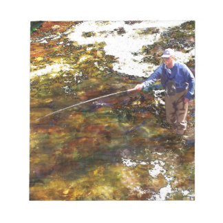 Tenkara Winter Notepad