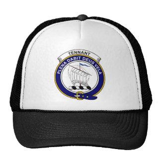Tennant Clan Badge Trucker Hat