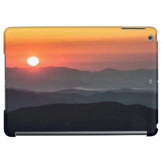 Tennant Mt, Graveyard Fields area, sunrise iPad Air Cases