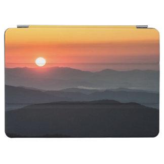 Tennant Mt, Graveyard Fields area, sunrise iPad Air Cover