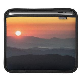 Tennant Mt, Graveyard Fields area, sunrise iPad Sleeves