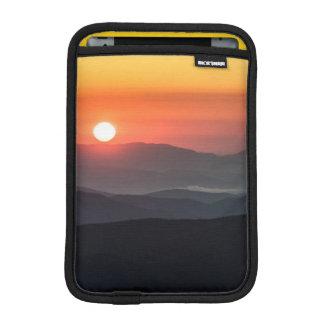 Tennant Mt, Graveyard Fields area, sunrise iPad Mini Sleeve