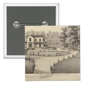 Tennant, residencias de Weldon Pin Cuadrado