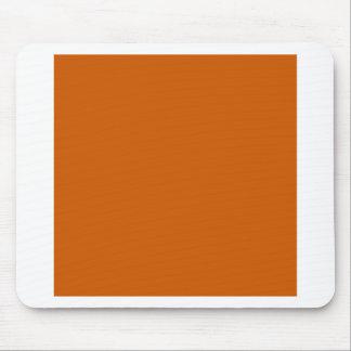 Tenne Orange Mouse Pad
