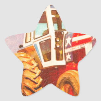 tenneco model 1570 star sticker