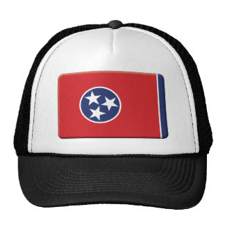 Tennesse Flag PERSONALIZE Trucker Hat