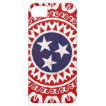 Tennesse State Flag Grunge Nashville Love Pattern iPhone SE/5/5s Case