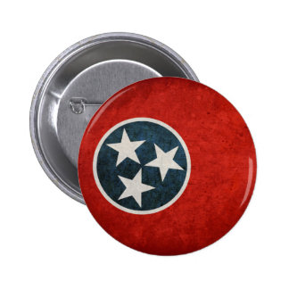 Tennessean Flag Buttons