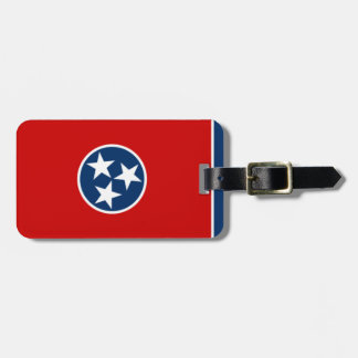 Tennessee 1of2 bag tag
