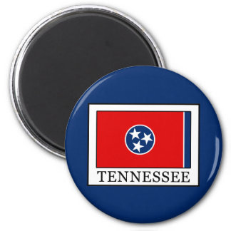 Tennessee 2 Inch Round Magnet