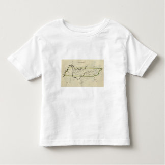 Tennessee 2 toddler t-shirt