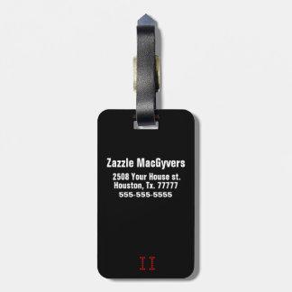 Tennessee 2of2 etiqueta de maleta