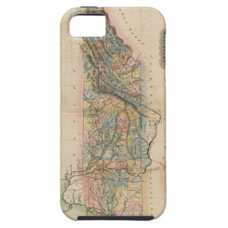 Tennessee 5 iPhone SE/5/5s case
