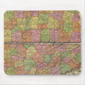 Tennessee 5 mouse pad
