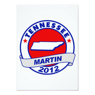 Tennessee Andy Martin Card
