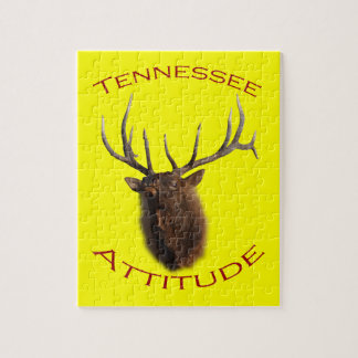 Tennessee Attitude Jigsaw Puzzle