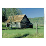 Tennessee Barn Cards